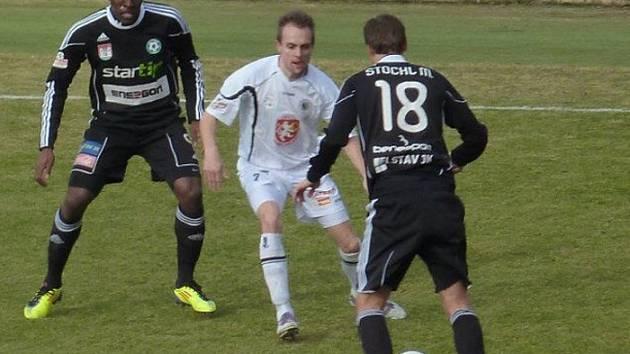 1. FK Příbram - FC Hradec Králové 0:0