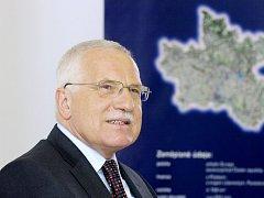 Prezident Václav Klaus