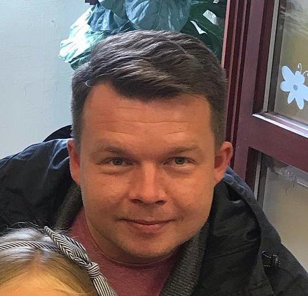 Martin Klepl zNového Bydžova - velký sportovní nadšenec.