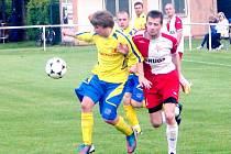 Okresní přebor ve fotbale: TJ Sokol Dohalice - FC Slavia Hradec Králové B.
