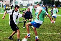 Fotbal Stěžery