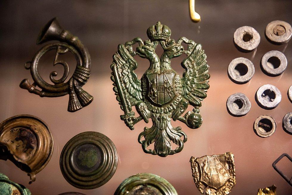 Výstava: 1866 - poklady soukromých sbírek ve sklepení hradeckého domu U Špuláků.