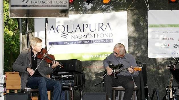 Akce Nadačního fondu Aquapura