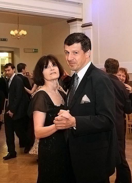 Česko-slovenský bál v sobotu 20. února 2010 v hradeckém Adalbertinu.