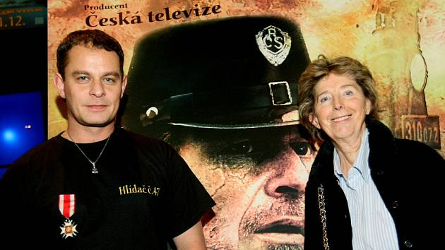 Filip Renč v Hradci Králové uvedl premiéru Hlídače č. 47