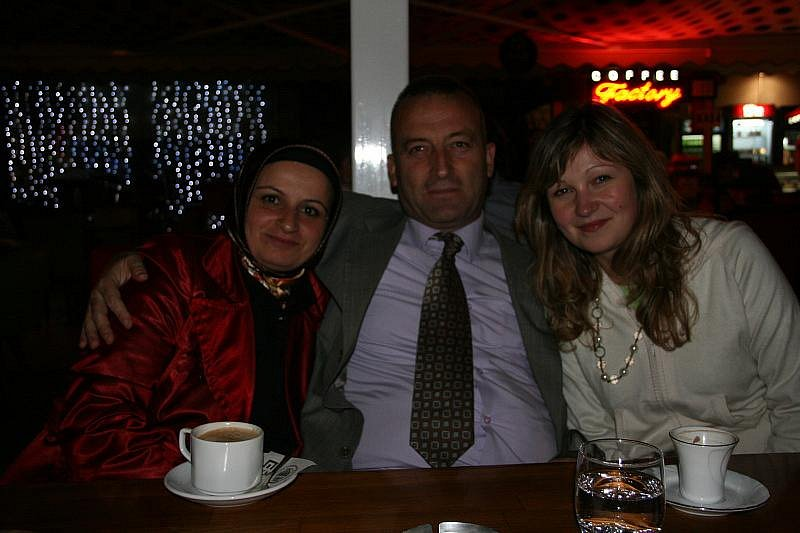 Z cest Daniela Potměšila v Turecku.