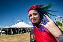 Rock for People začal večírkem pro nedočkavé.