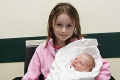 Jan Síbr přišel na svět 15. února v 7.15 hodin. Po narození měřil 50 centimetrů a vážil 3430 gramů. Se svými rodiči Andreou Šumicarastovou, tatínkem Janem Síbrem a sestrou Natálkou bydlí v Hradci Králové.