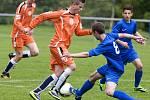 Fotbalový Kouba Cup žákovské kategorie U15: Pardubický KFS - Liberecký KFS.