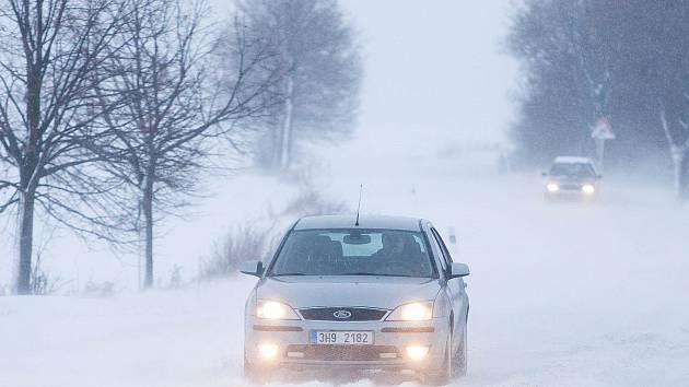 Dopravní situace na Královéhradecku