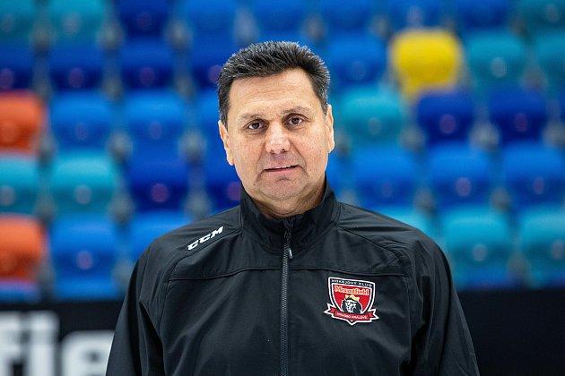 HC Mountfield Hradec Králové, Vladimír Růžička hlavní trenér