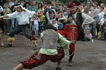 Slavnost na Hrádku u Nechanic