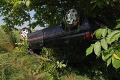 Dopravní nehoda u Všestar