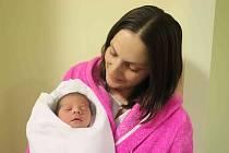 MILAN VONDROUŠ poprvé vykoukl na svět 31. prosince 2019 v 6.09 hodin. Největší radost udělala svým rodičům Janě a Milanu Vondroušovým z Černé u Bohdanče. Doma se těší dvouletá sestřička Eliška.