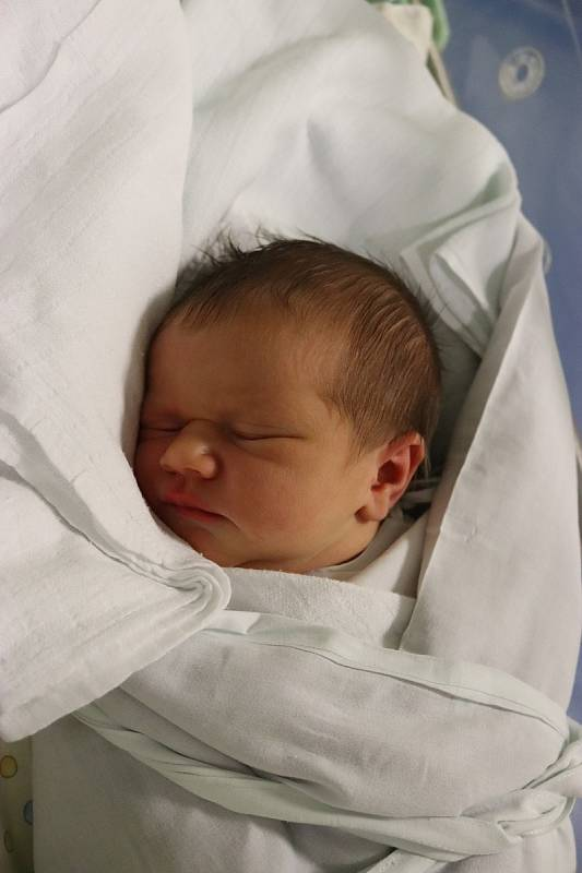 ELIŠKA LANGROVÁ poprvé vykoukla na svět 6. října v 16.38 hodin. Měřila 51 cm a vážila 3770 g. Velkou radost udělala svým rodičům Evě a Michalovi Langrovým z Cerekvice nad Bystřicí.