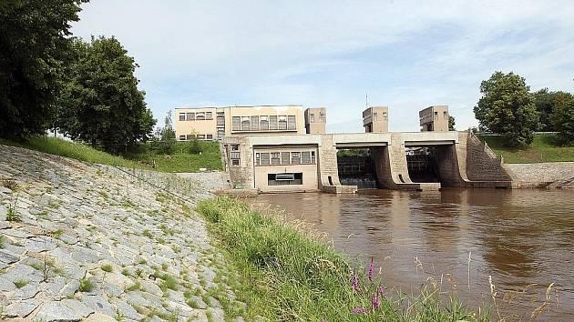 Soustrojí vodní elektrárny na Labi v Předměřicích prošlo nákladnou modernizací.