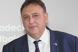 PO VOLBÁCH. Václav Andrejs chce v rámci FAČR pomoci rozvoji regionálního fotbalu.