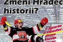 Hradec Králové hostí druhé východočeské derby hokejové extraligy.