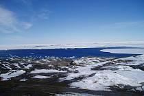 Služební cesta zavedla Michala Janoucha z hradecké Solární a ozonové laboratoře Českého hydrometeorologického ústavu na argentinskou základnu Marambio v Antarktidě.