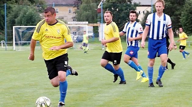 Marek Kulič (vlevo).