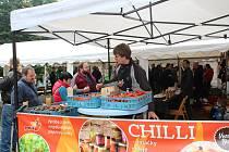Chilli festival Mechov v Hradci Králové