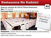 Restaurace Na Radnici