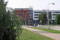 Interna v hradecké nemocnici - ilustrační foto.