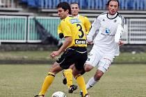 Poslední přípravný duel před jarním startem I. fotbalové ligy: FC Hradec Králové - Bohemians 1905 1:0
