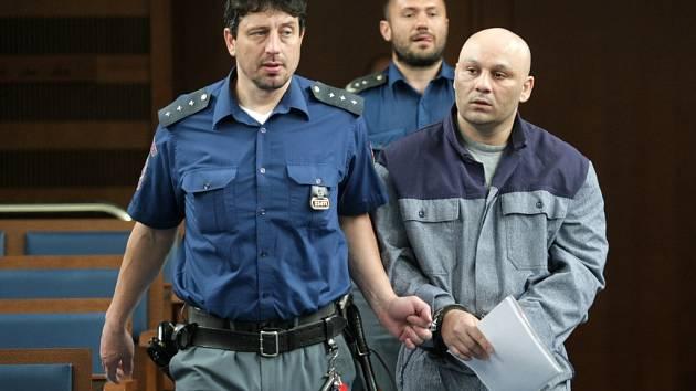 Antonín Jóni u Krajského soudu v Hradci Králové.