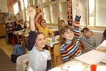 Děti z nechanické školy