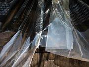 Termosanace v kostelíku sv. Mikuláše v královéhradeckých Jiráskových sadech.