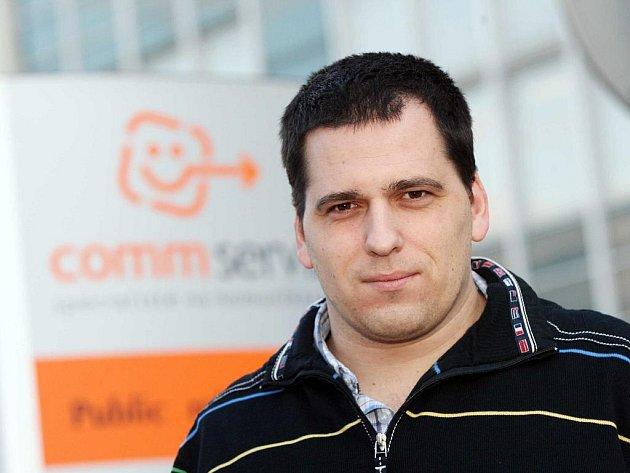 Podnikatel Tomáš Zdechovský.