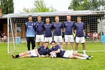 Vítěz turnaje - mužstvo Strahov 1830 ovládlo 3. ročník Speditrans CZ Cupu.