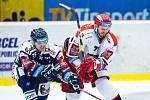 Hokejová extraliga: Mountfield HK - HC Vítkovice Ridera.