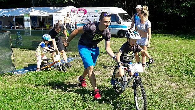 Hradecký terénní triatlon.