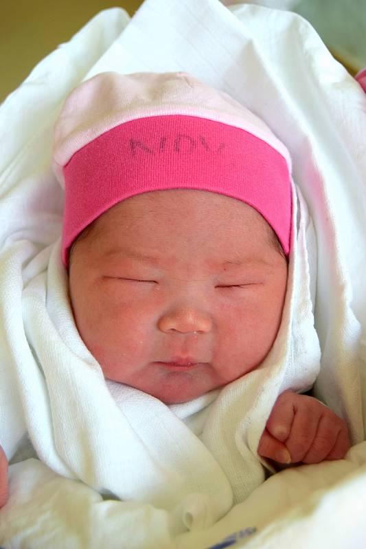 Minhly Thi Nguyen se narodila 29. září 2021, vážila 3230 gramů a měřila 48 centimetrů. Maminka se jmenuje Sen Thi Nguyen a tatínkem je Tuan Dink Nguyen. Na sestřičku se doma těšil sourozenec Nhi Sen. Rodina bydlí ve Dvoře Králové nad Labem.