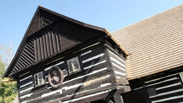 Hankův rodný dům po rekonstrukci.