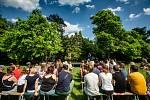Divadelní festival, letos jinak. Kvůli koronaviru se konal Open air program v omezené míře.