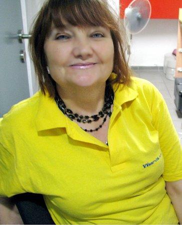 Jarmila Faltová, Hradec Králové.