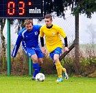 Okresní fotbalová CK Votrok 3. třída: Roudnice B - Libčany B.