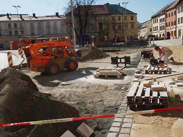 Hradecké Malé náměstí