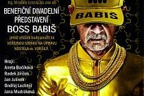 Satira Boss Babiš přispěje na opravu chlumeckého kostela.