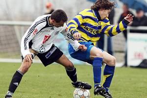 Fotbal, divize C: Hradec Králové - AFK Chrudim (29. března 2009).