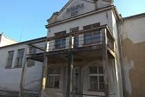 Škroupův dům v Osicích.