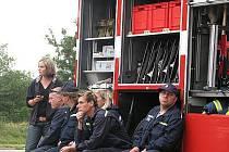 Sbor dobrovolných hasičů Plácky v sobotu 12. září oslavil 55. narozeniny.