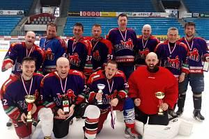 Hokejový tým SK Farad.