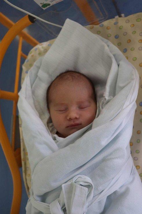 SOFIE ULLMANNOVÁ přišla na svět 27. února v 10.45 hodin. Měřila 48 cm a vážila 2870 g. Velmi potěšila své rodiče Jitku Suchomelovou a Marka Ullmanna z Nového Bydžova. Doma se těší dvouapůlletý bráška Mareček.