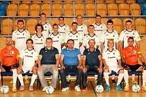 Futsalisté Hradce Králové.