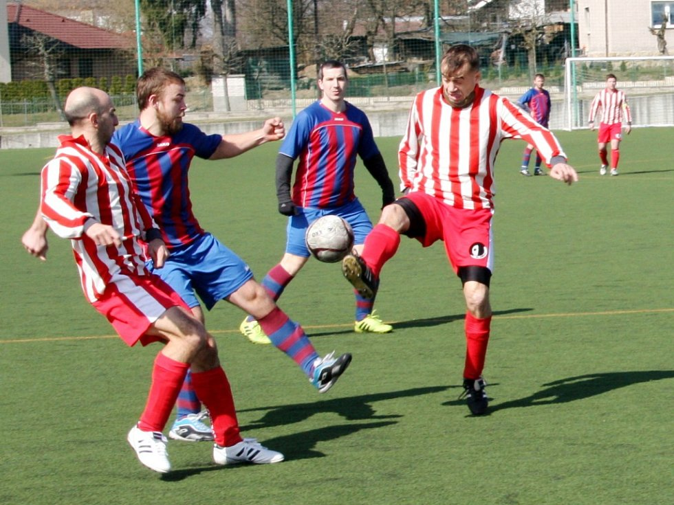Krajská fotbalová I. B třída, skupina F: FC Spartak Rychnov nad Kněžnou B - TJ Sokol Malšovice.