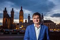 Vítěz voleb v Královéhradeckém kraji - koalice ODS, STAN a Východočechů. Lídrem kandidátky Martin Červíček.